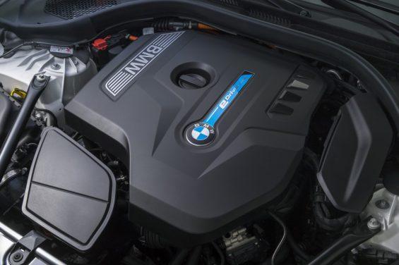 bmw serie 5 hibrido 530e m sport motor