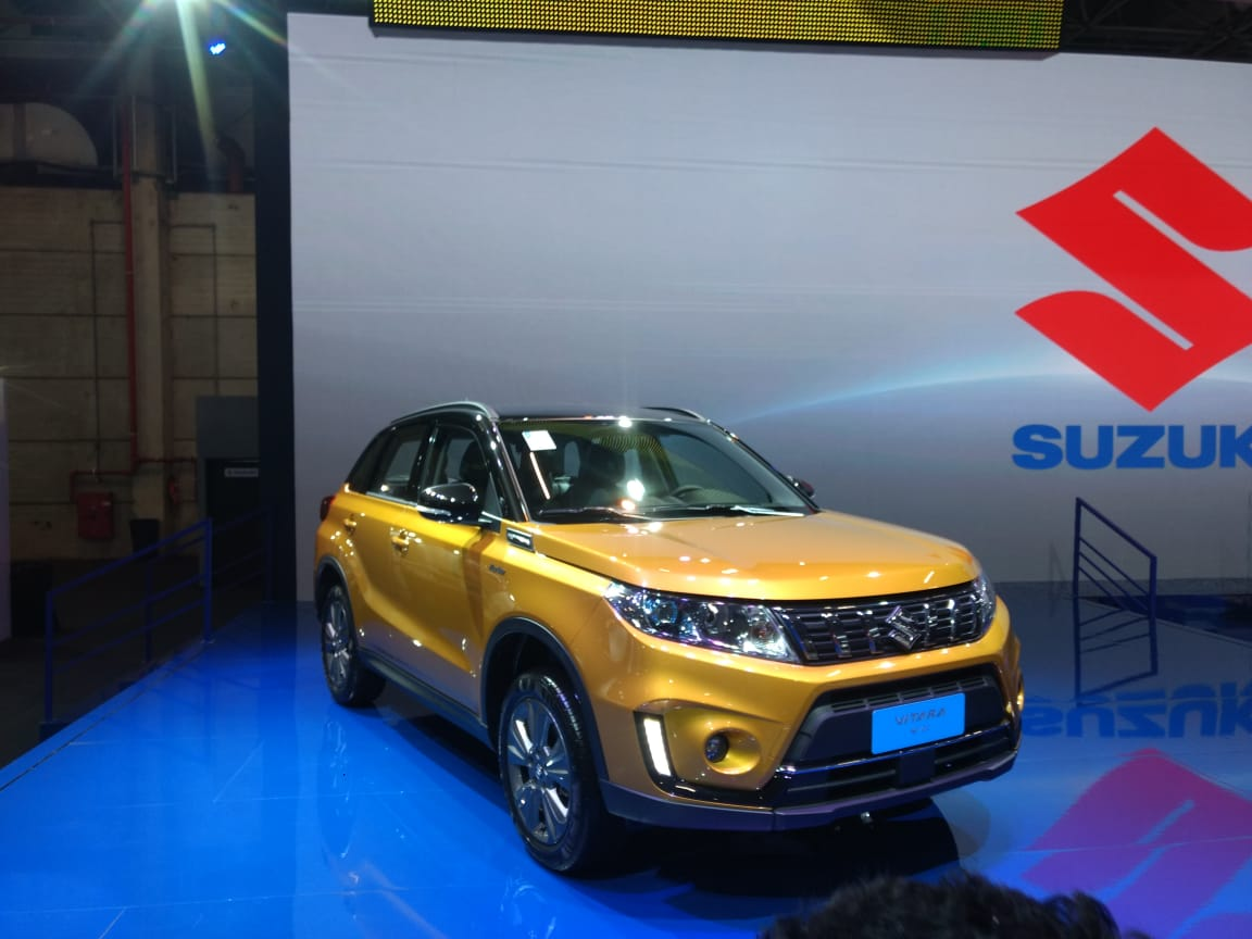Suzuki confirma novo Jimny para o segundo semestre de 2019. Preços do jipinho ficarão 20% mais caros.