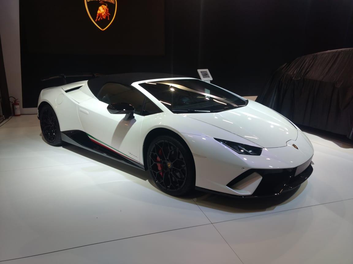 Conheça os esportivos do Salão do Automóvel de São Paulo, que conta com as maiores fabricantes da categoria como Ferrari, Maserati e Lamborghini.