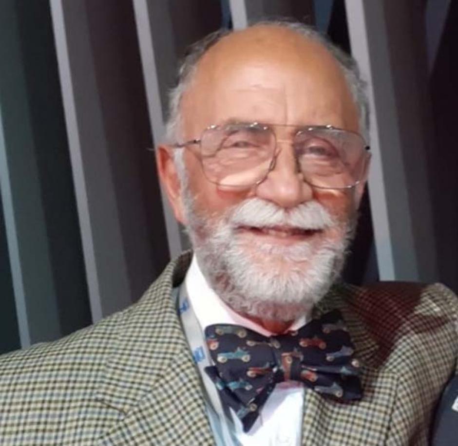 Roberto Nasser, antigomobilista, jornalista e advogado
