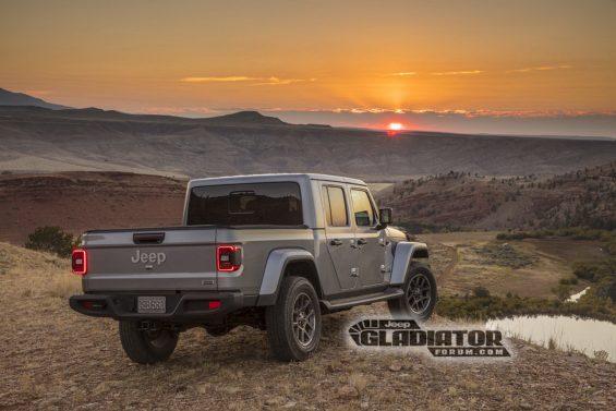 picape do jeep wrangler gladiator 1