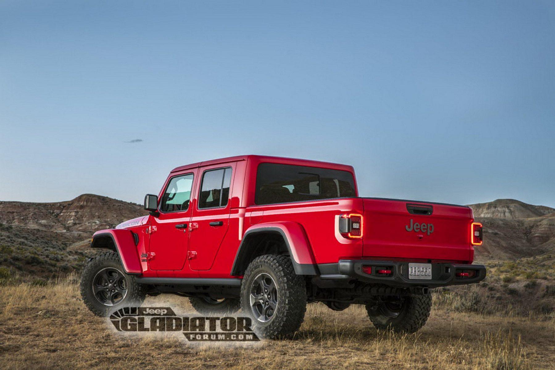 picape do jeep wrangler gladiator 3