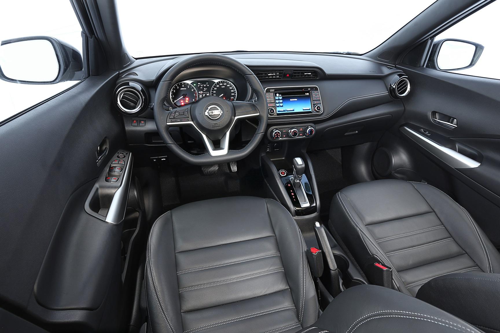 Nissan Kicks SV: versão intermediária da gama do SUV compacto nacional custa R$ 89.490