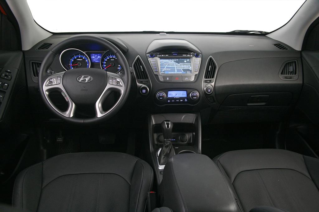 Hyundai ix35: é possível adquirir um exemplar usado, 2016/2017, por preços entre R$ 88 mil a 90 mil