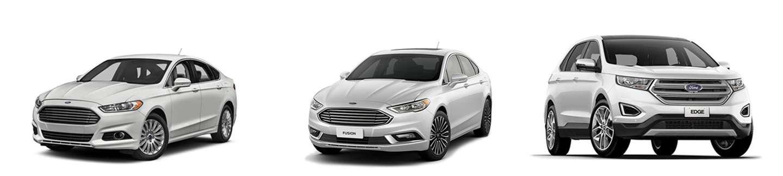 Por possível falha no freio dianteiro, os modelos Ford Fusion e Edge foram convocados para recall. Unidades envolvidas foram produzidas entre 2013 e 2018.