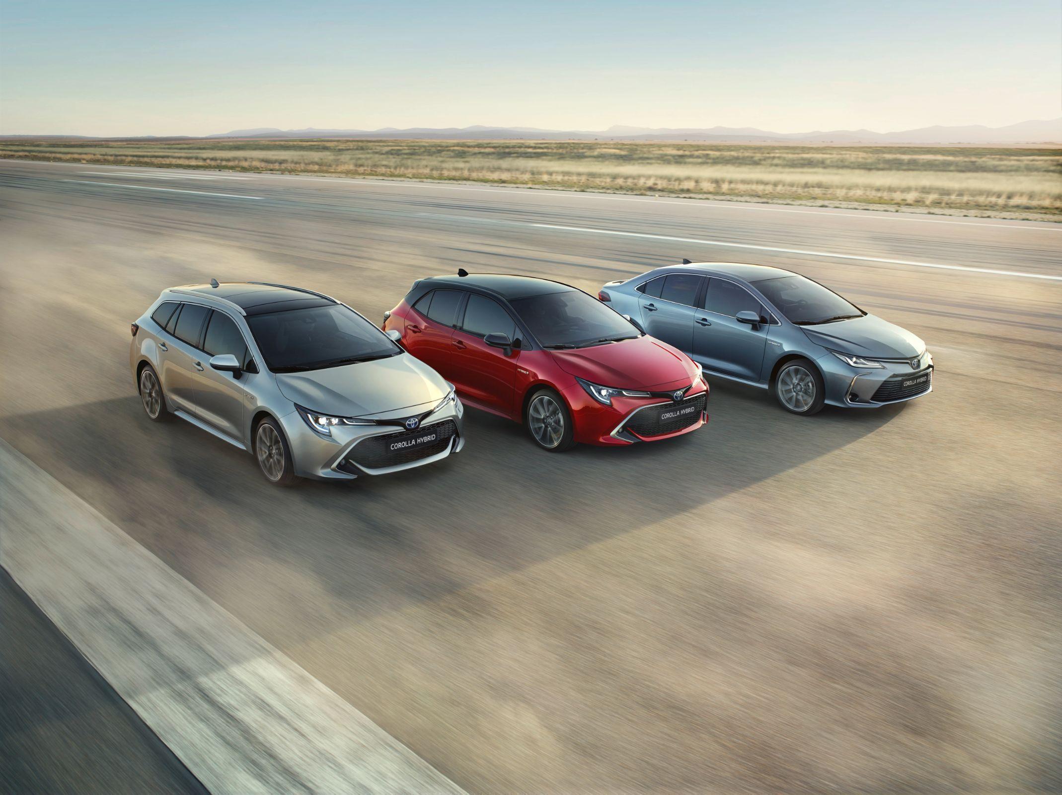 Depois de apresentar a 12ª geração do sedã nos Estados Unidos e China, Toyota mostra o novo Corolla europeu. Modelo tem design diferente.