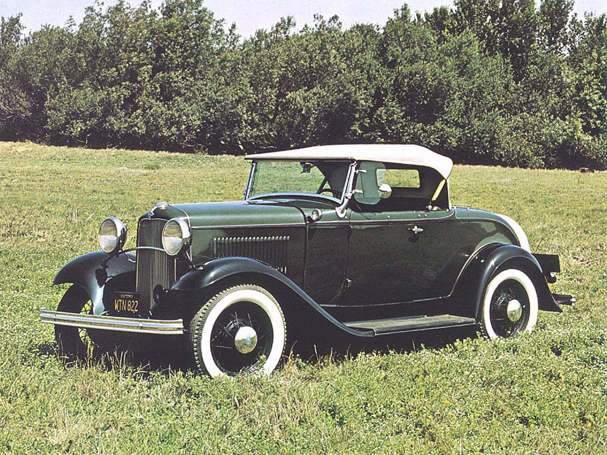 ford model b roadster