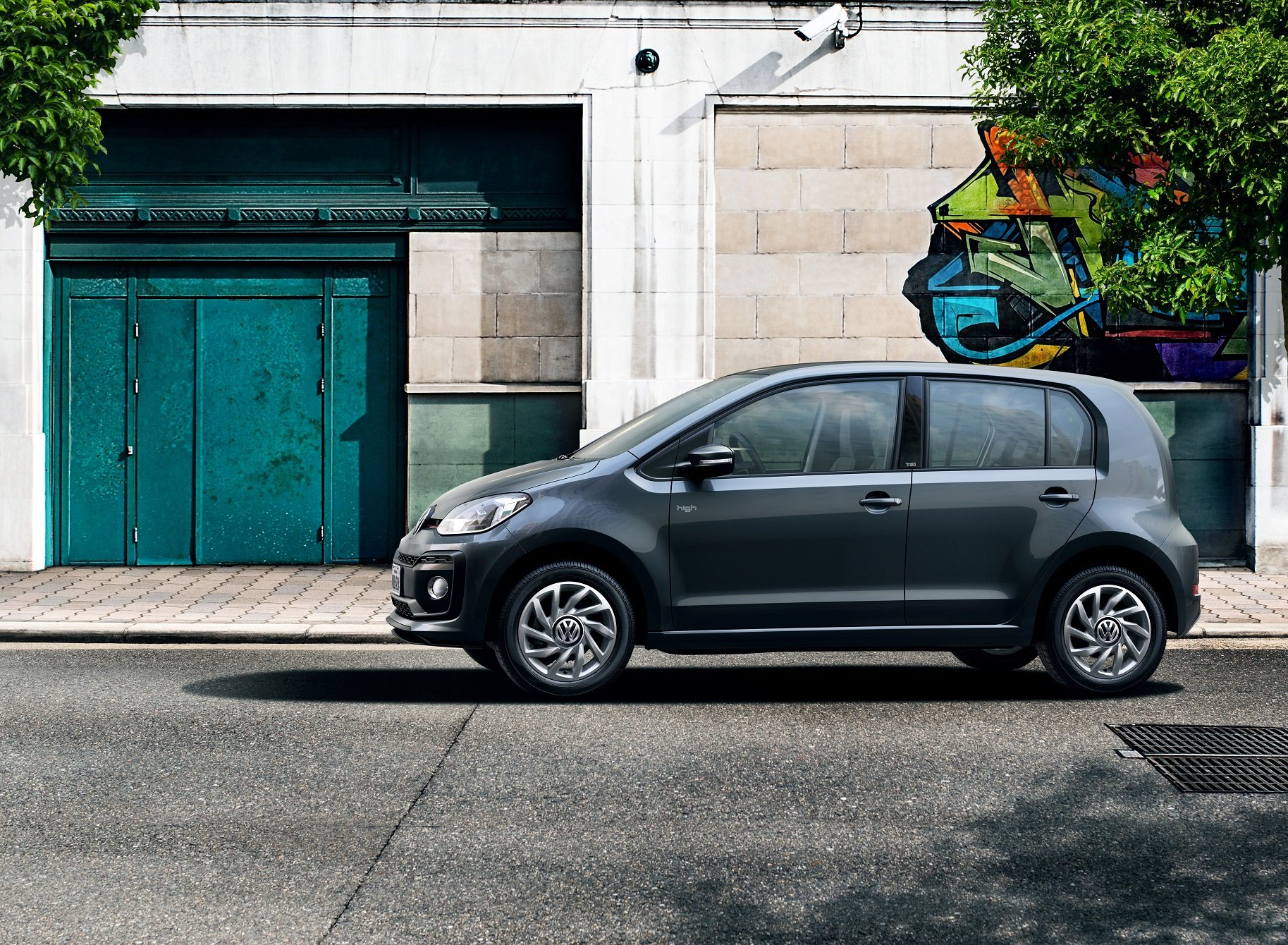 Carros PcD Volkswagen: Up! 1.0 MPI i-Motion