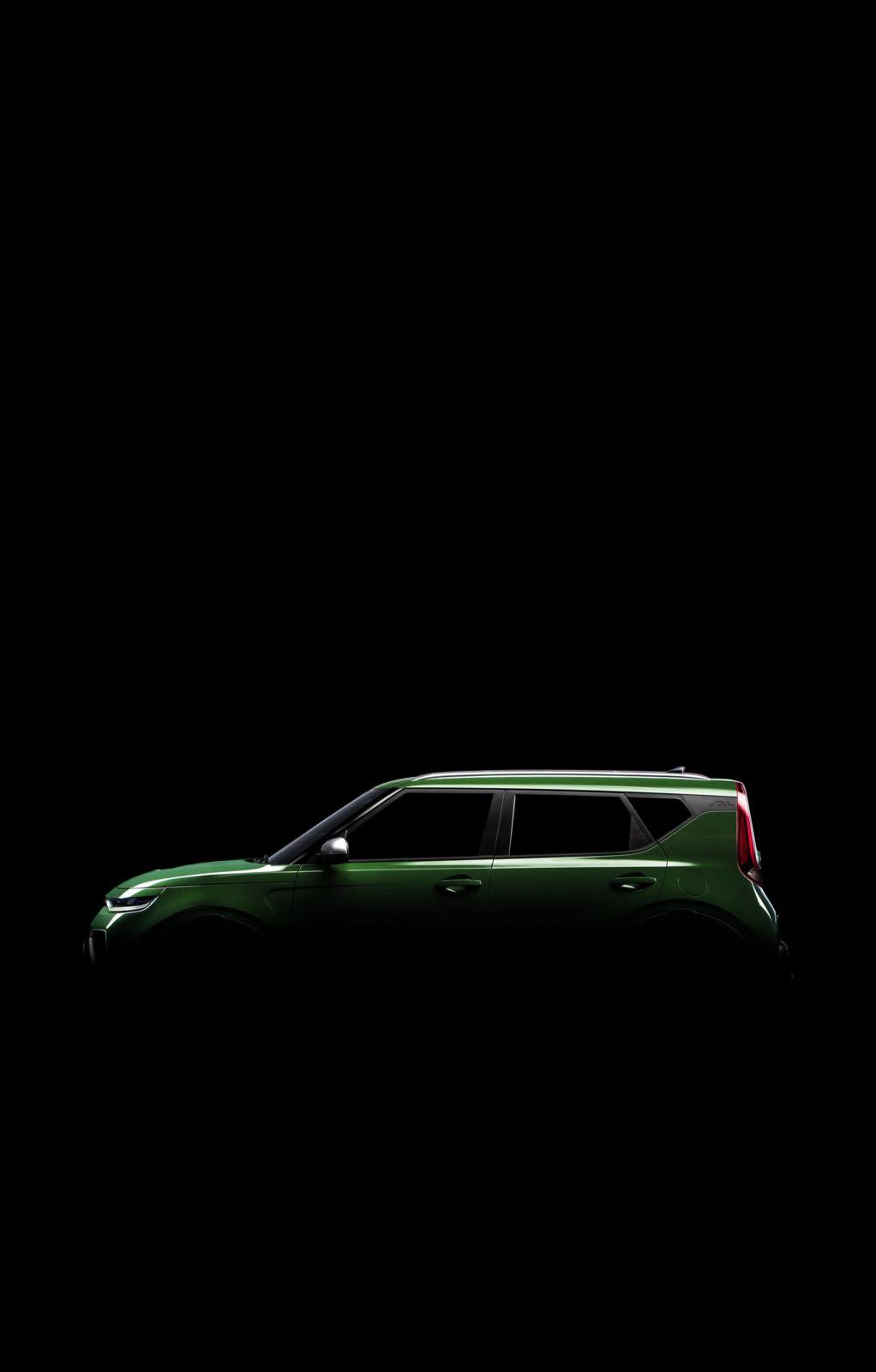 O novo Kia Soul 2020 será apresentado no Salão de Los Angeles, mas a Kia já divulgou algumas imagens para indicar o que vem por aí.
