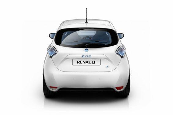carro eletrico da renault zoe 5
