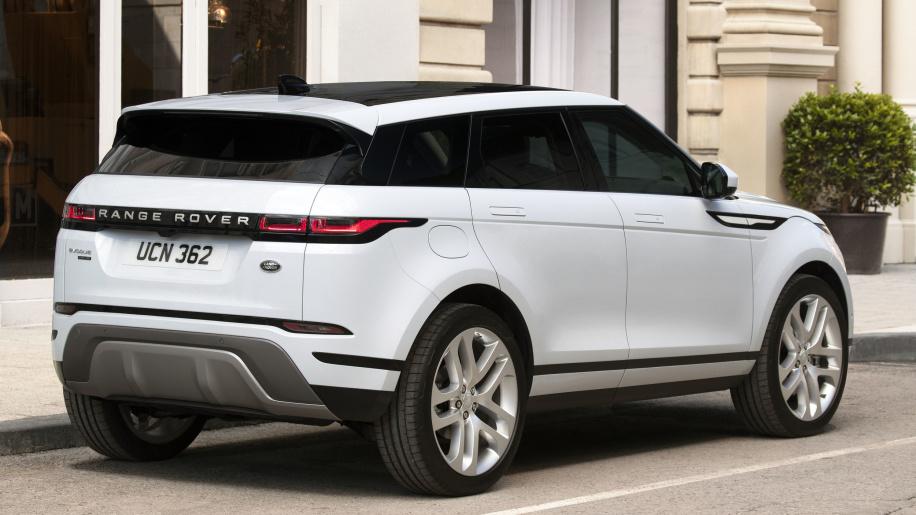2020 land rover range rover evoque 6