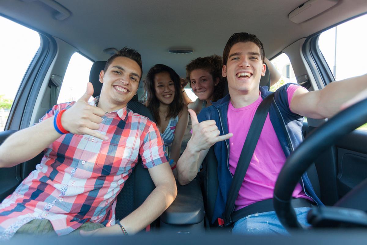 adolescente conseguiu perder a carteira de motorista 49 minutos jovem
