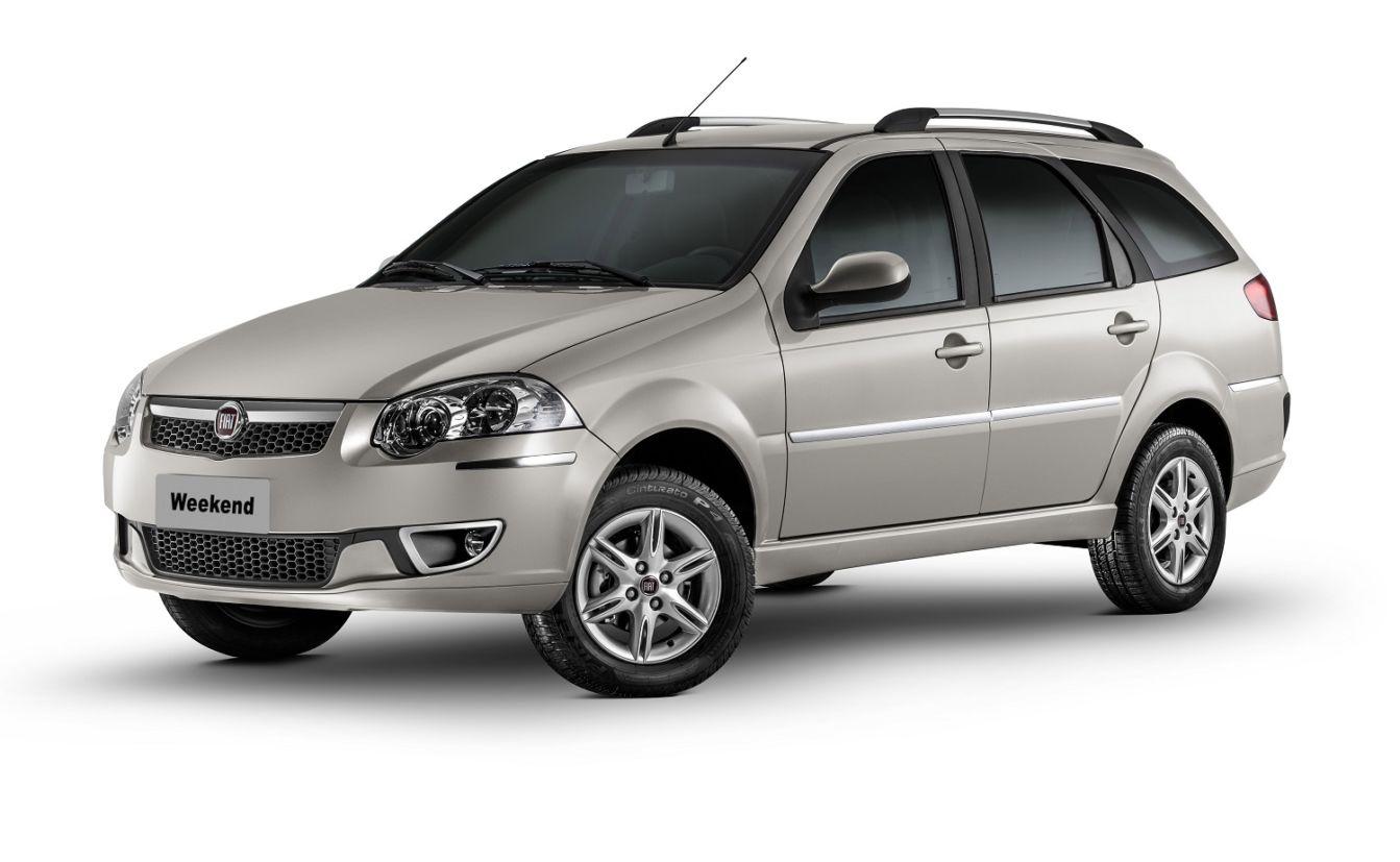 Carros PcD Fiat: Weekend Attractive 1.4 custa R$ 45.870,12