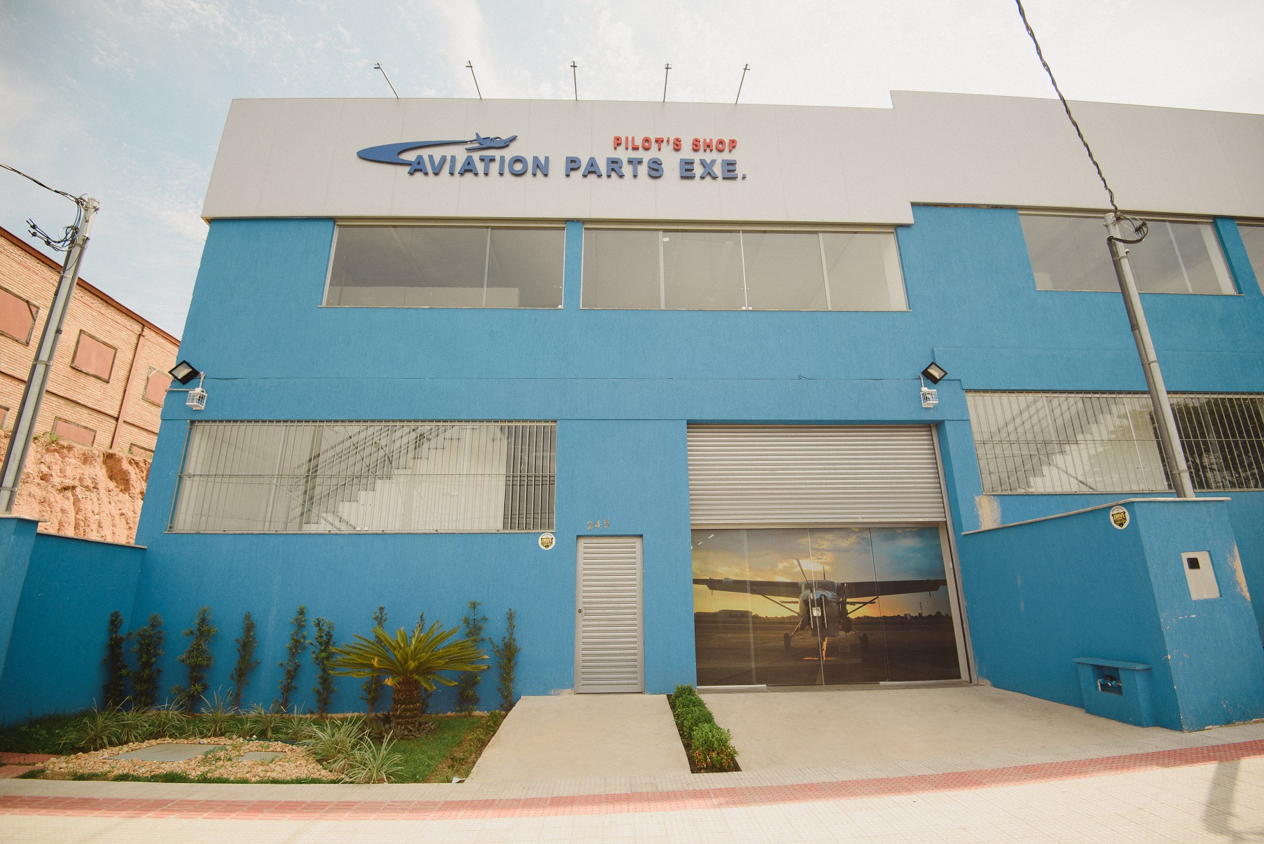 aviation parts executive loja de produtos aeronauticos 2