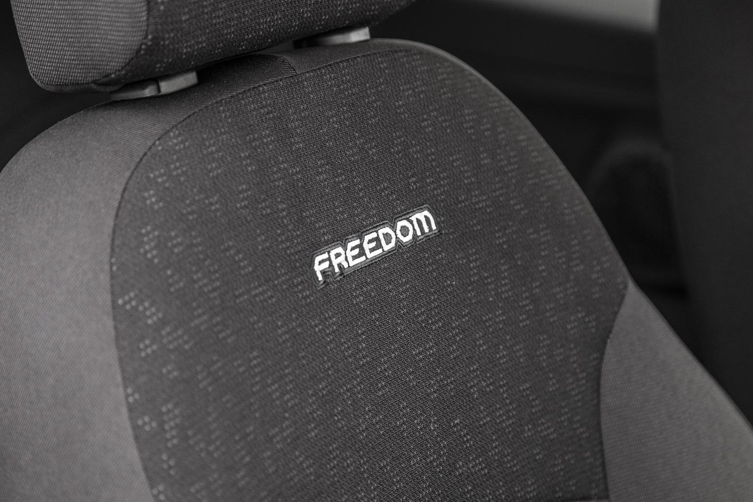 fiat strada freedom com cabine simples 6