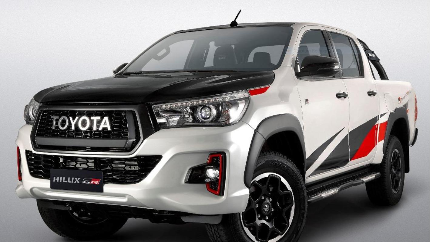 Toyota Hilux Gr Sport Versao Limitada Custa R 207 Mil