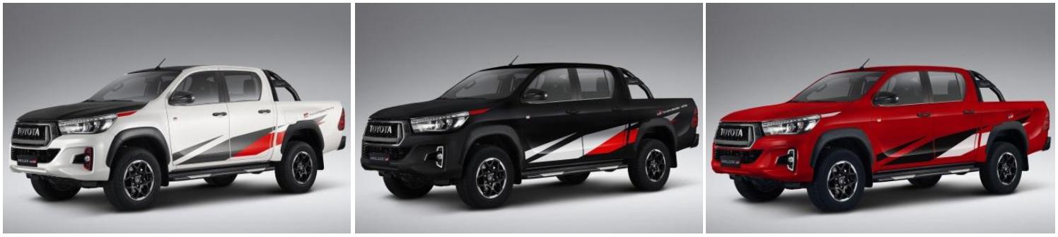 Hilux GR-Sport chega ao Brasil no valor de R$ 206,990. Entrega da versão especial - que terá apenas 420 unidades vendidas no Brasil - acontecerá em janeiro.