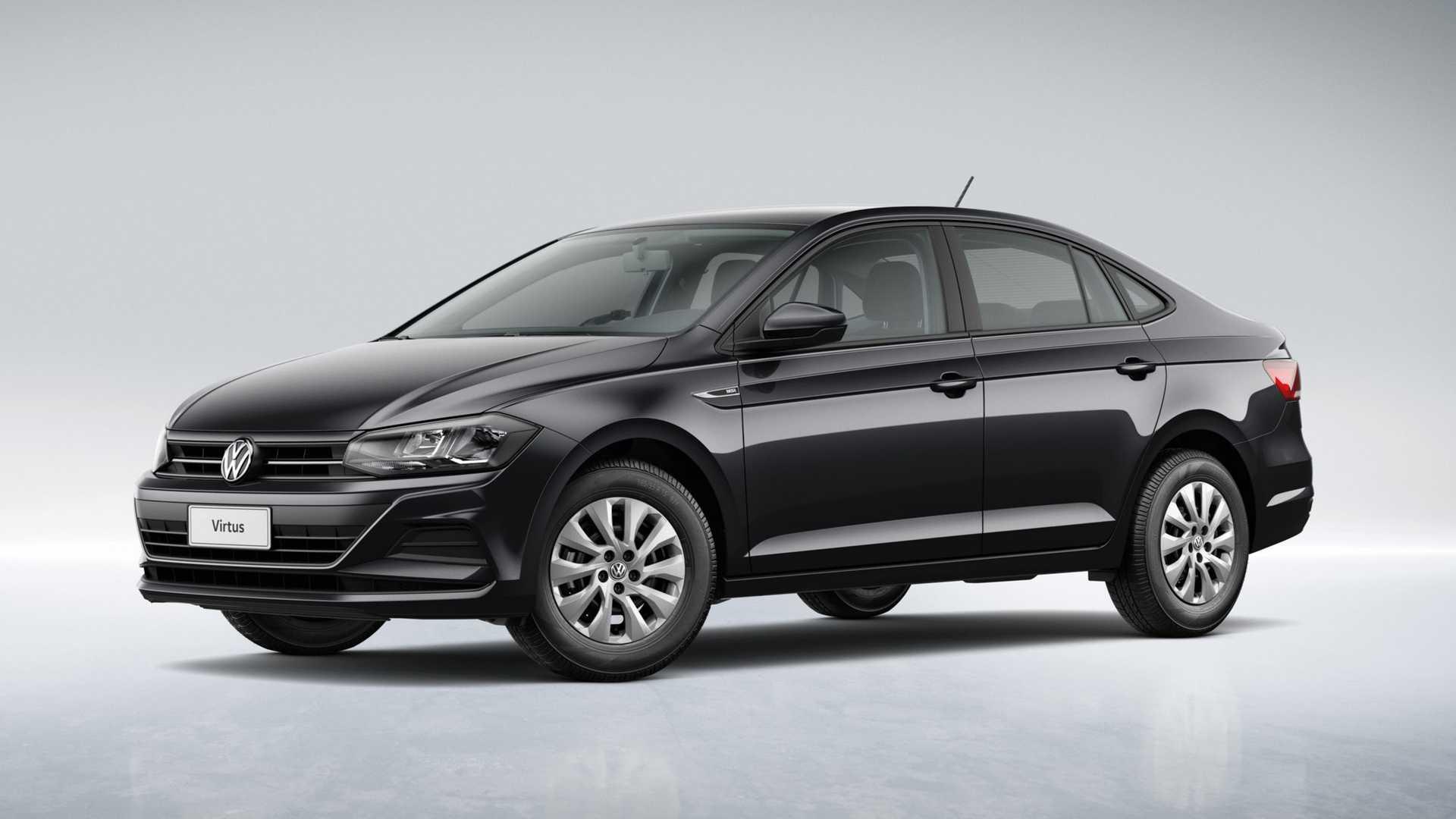 Chamada de Sense, versão do Polo e Virtus para PcD tem mais itens de série e motorização diferenciada. Preço sem as isenções é de R$ 70 mil.