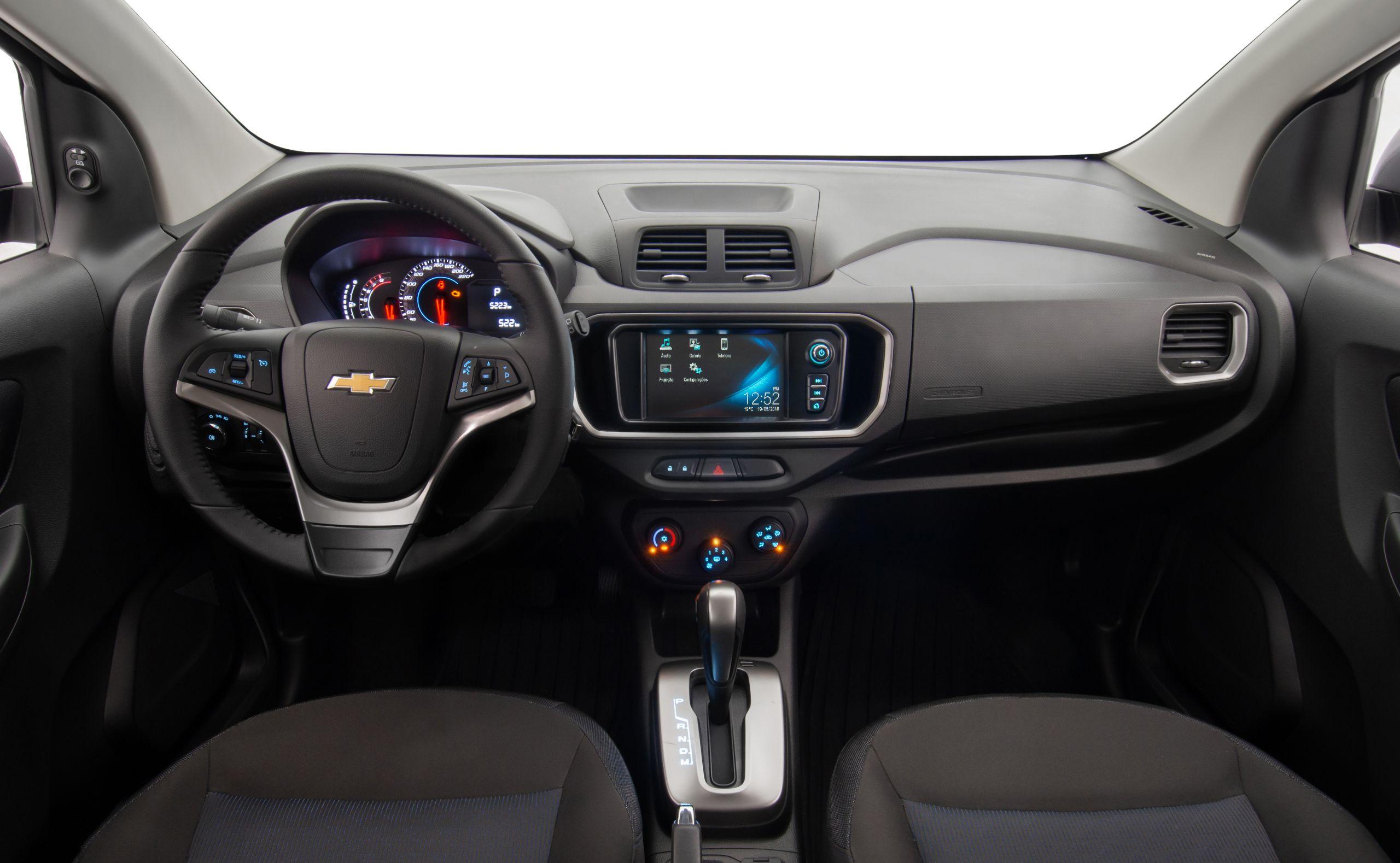 A Chevrolet anunciou, nesta terça-feira (4), o novo Spin para PcD. Configuração baseada na LT mantém motor 1.8 e câmbio automático.