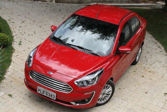 Em avaliação, Ford Ka Sedan mostra que motor 1.5 e câmbio automático têm ótimo desempenho; preço da versão Titanium é alto.
