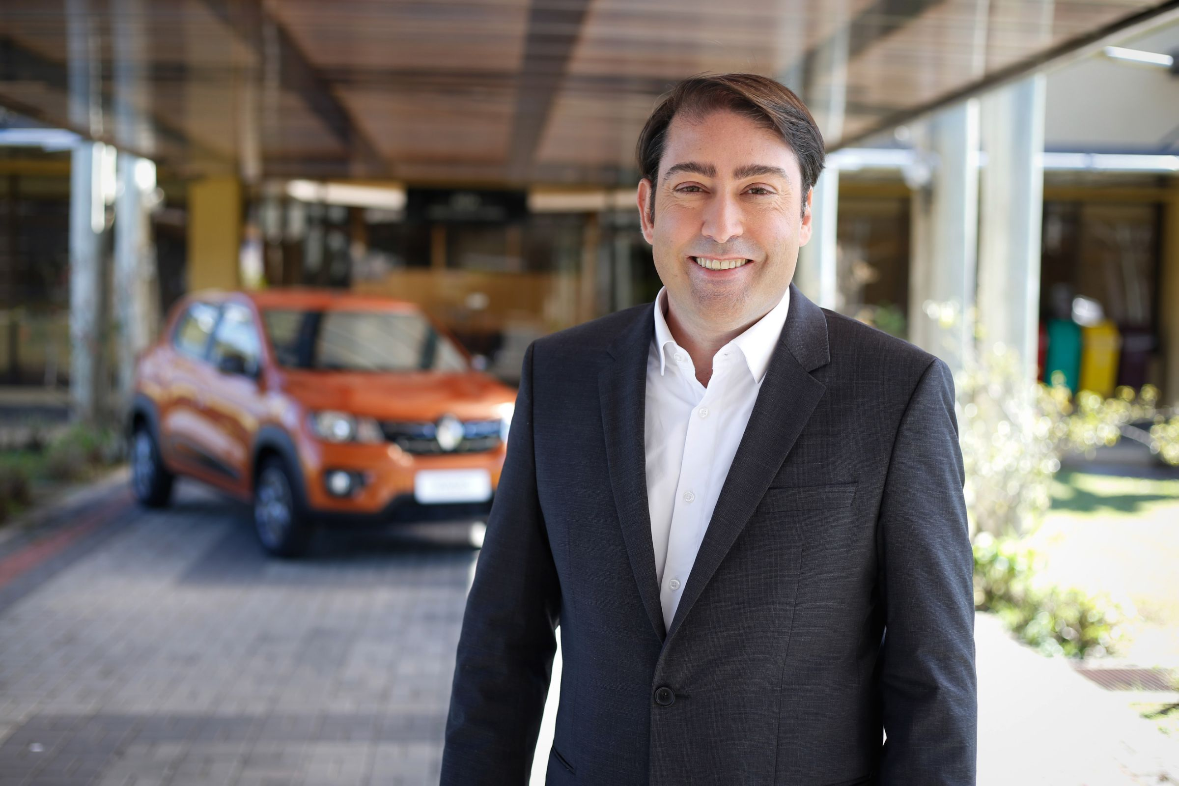 Luiz Pedrucci, presidente da Renault na América do Sul