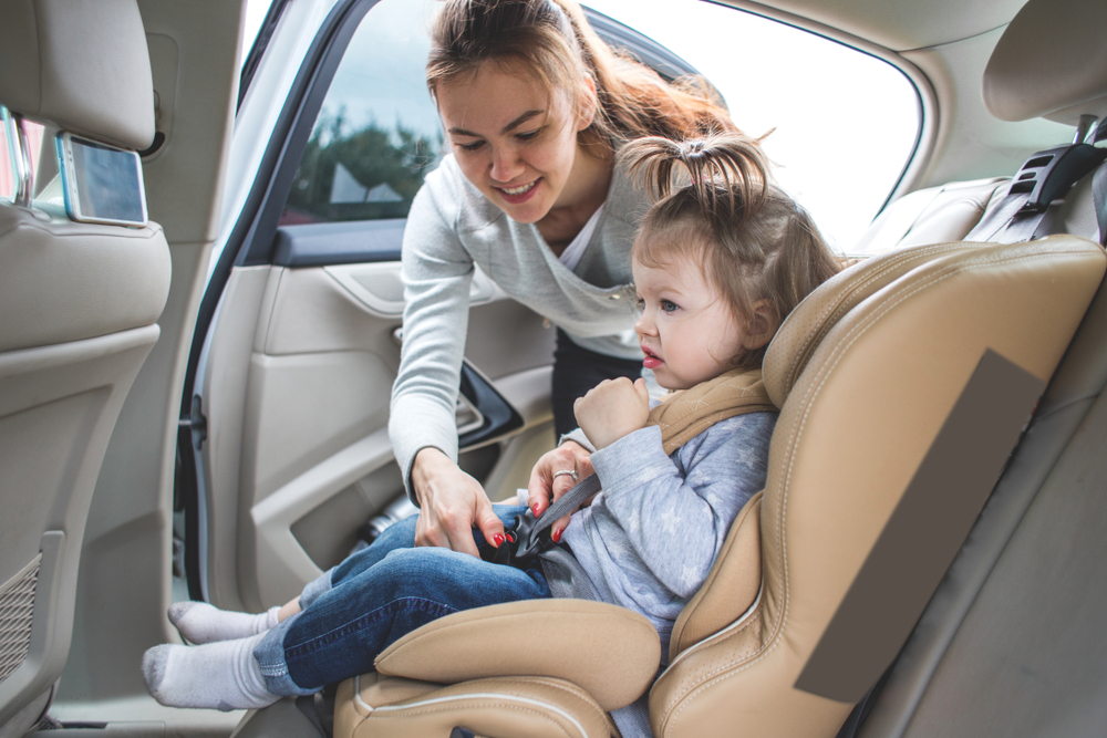 Cadeirinha de criança para carro