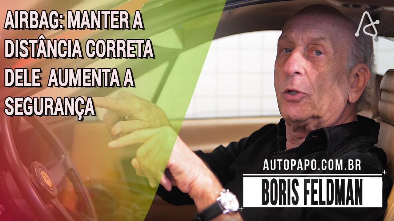 airbag manter a distancia correta entre voce e ele e aumenta a seguranca1