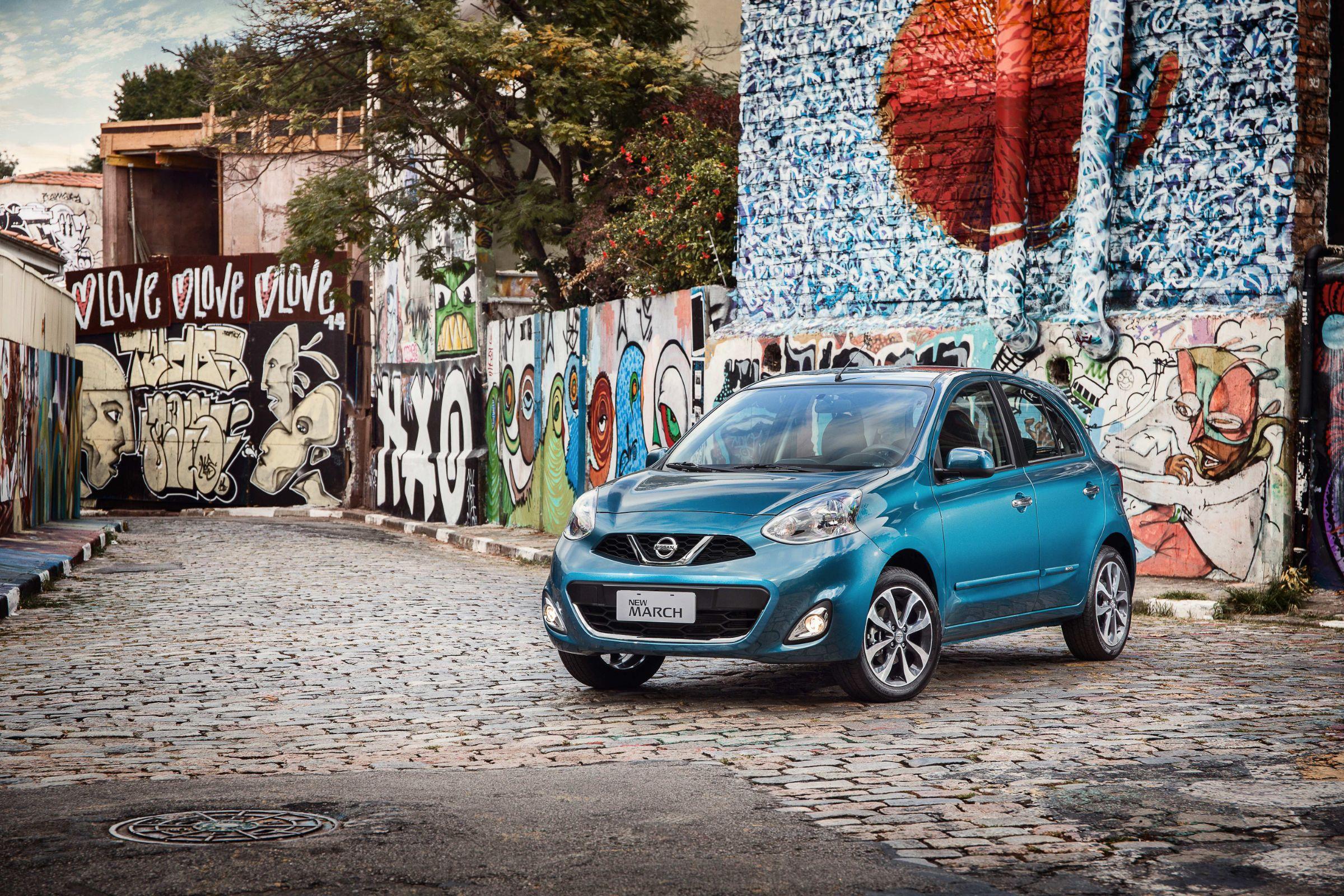 nissan_new_march_sv_1-0 Você conhece os carros automáticos mais baratos?Veja os top 10 dos melhores preços...