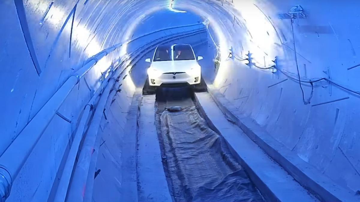 tunel da boring company