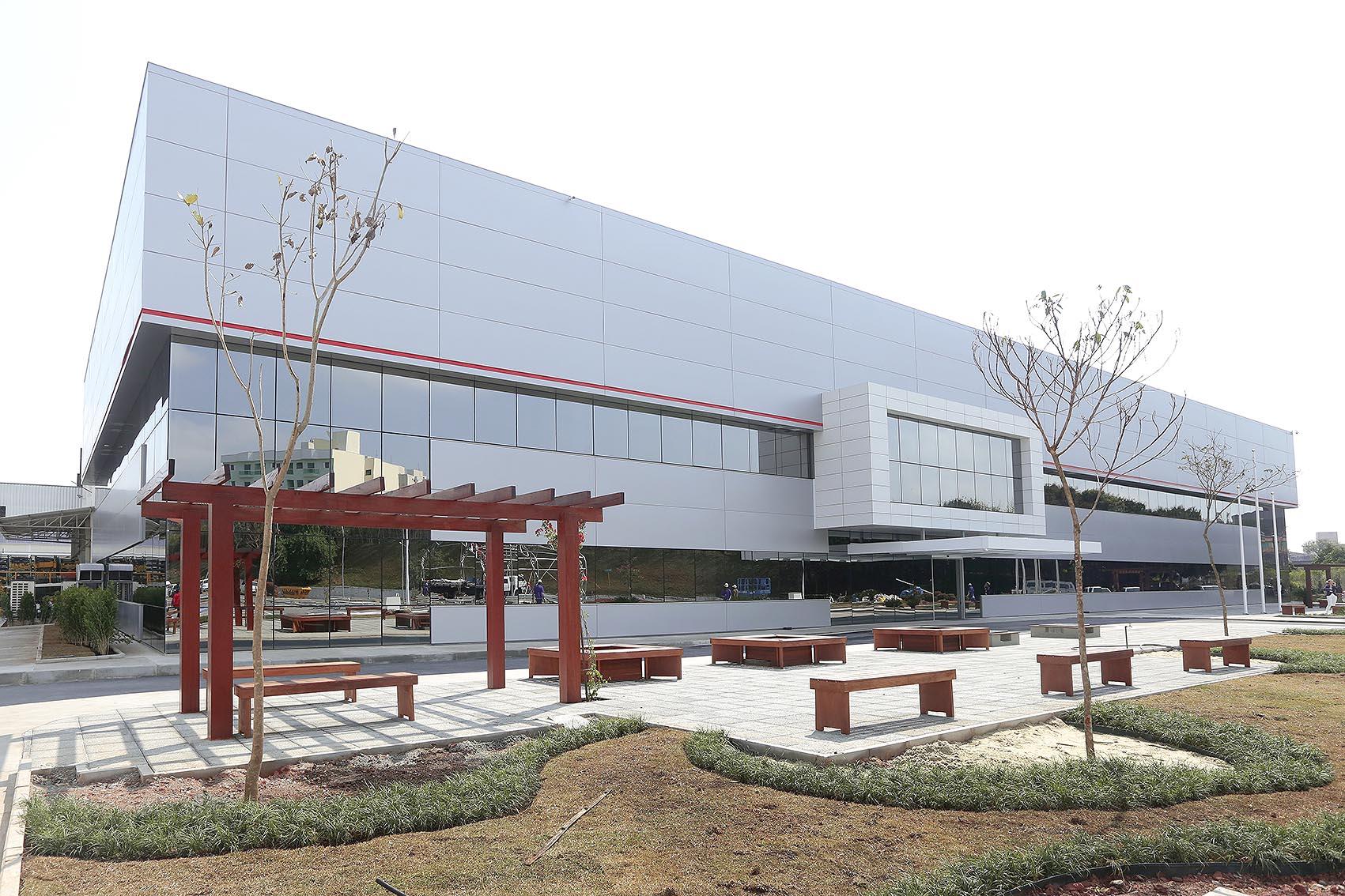 Unidade da Toyota em São Bernardo do Campos (SP)