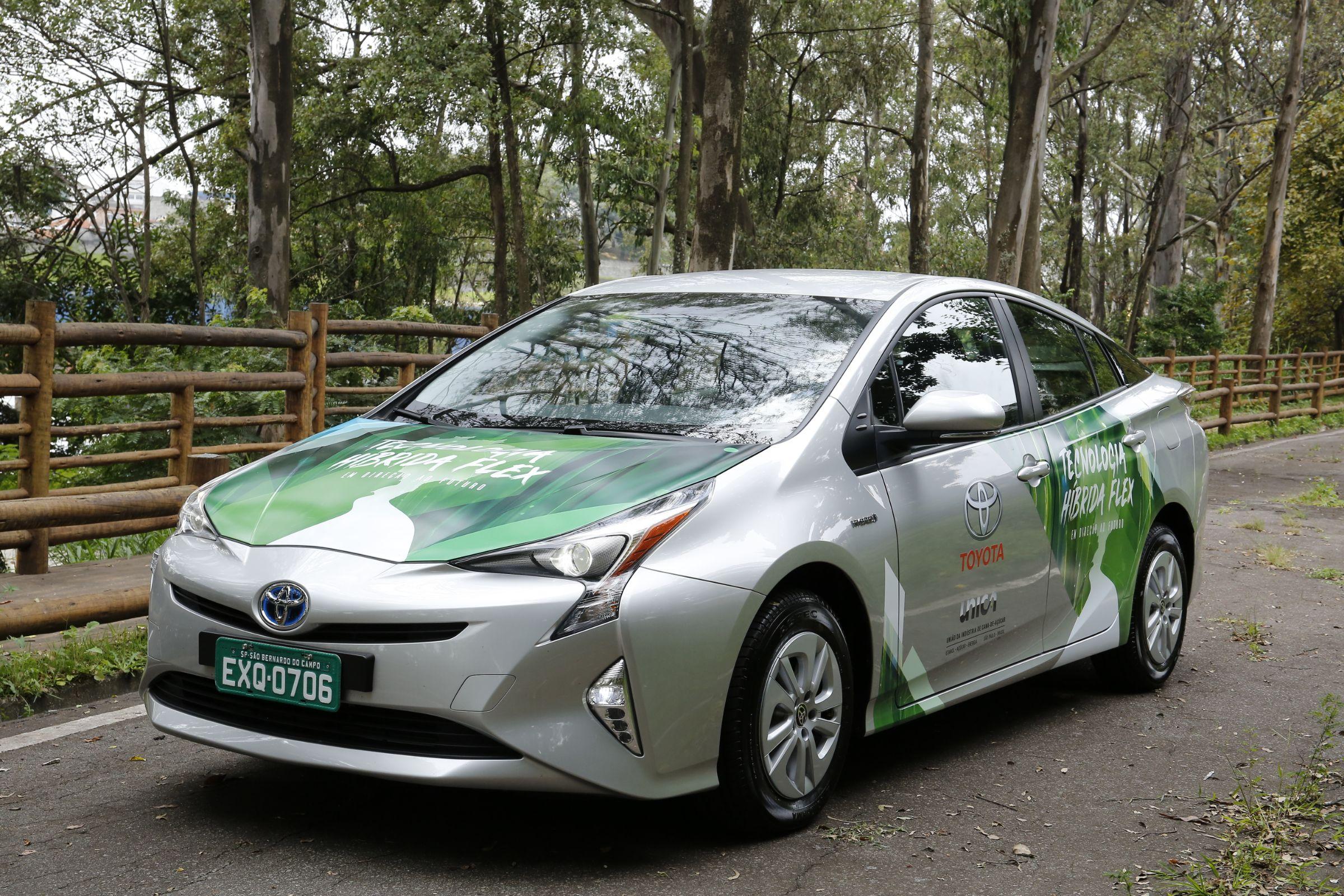 Carros híbridos no Brasil