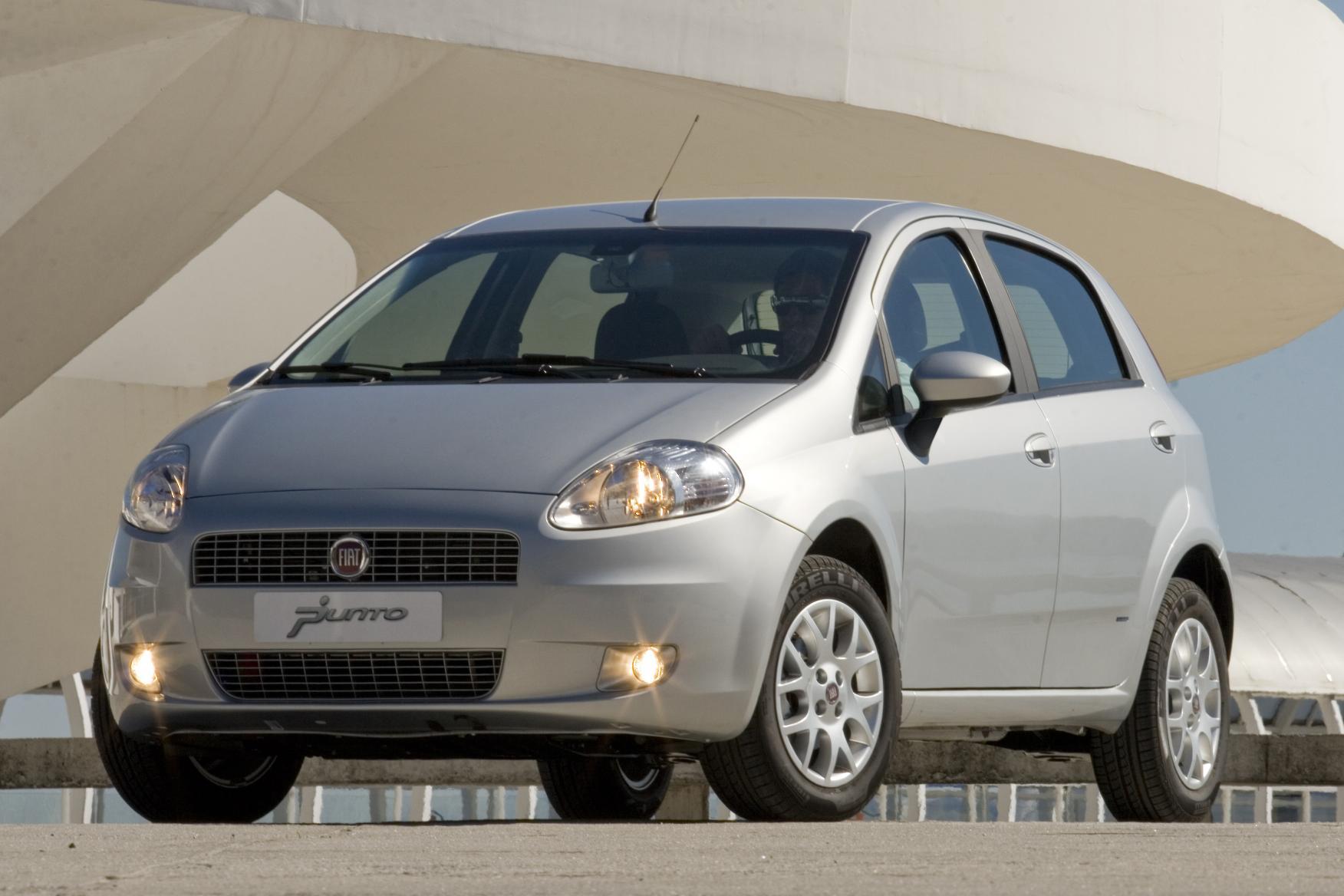 Designers de carros: Fiat Punto foi projetado por Giorgetto Giugiaro