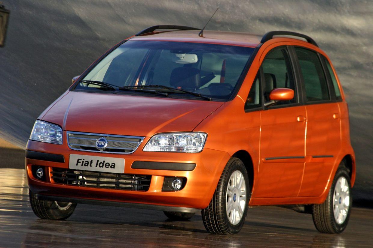 Designers de carros: Fiat Idea foi projetado por Giorgetto Giugiaro