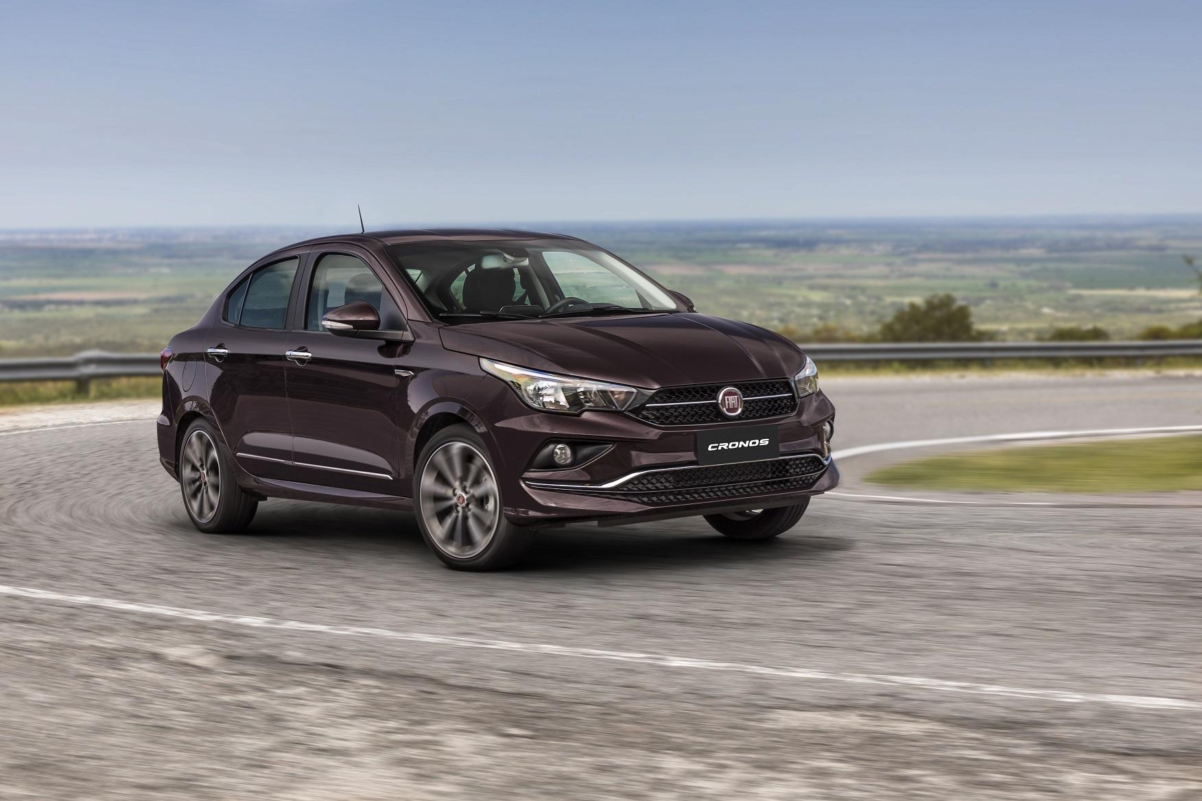 Fiat Cronos: um dos lançamentos de carros mais importantes de 2018