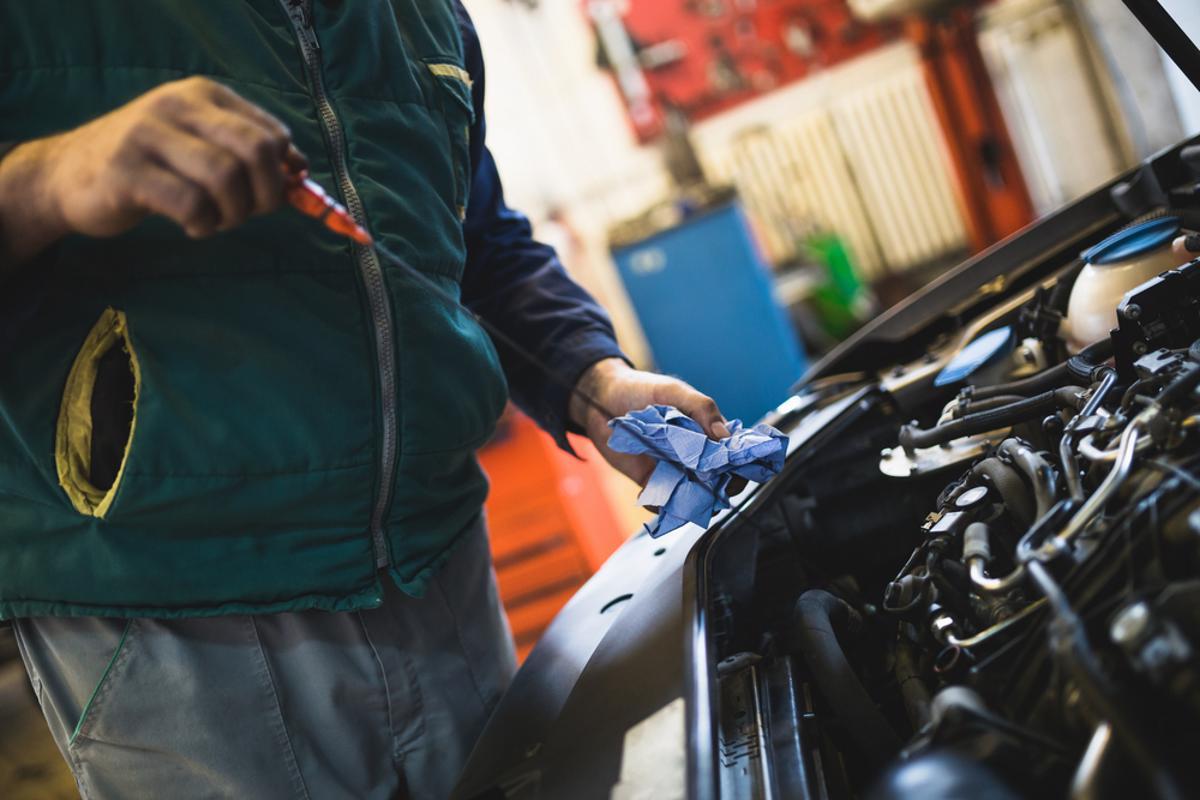 manutenção automotiva