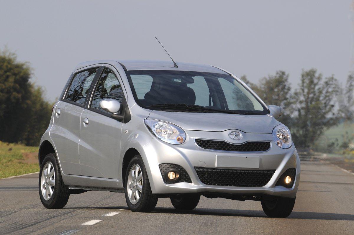 jac-j2 Carros pequenos: 10 modelos novos e usados bons de ter...
