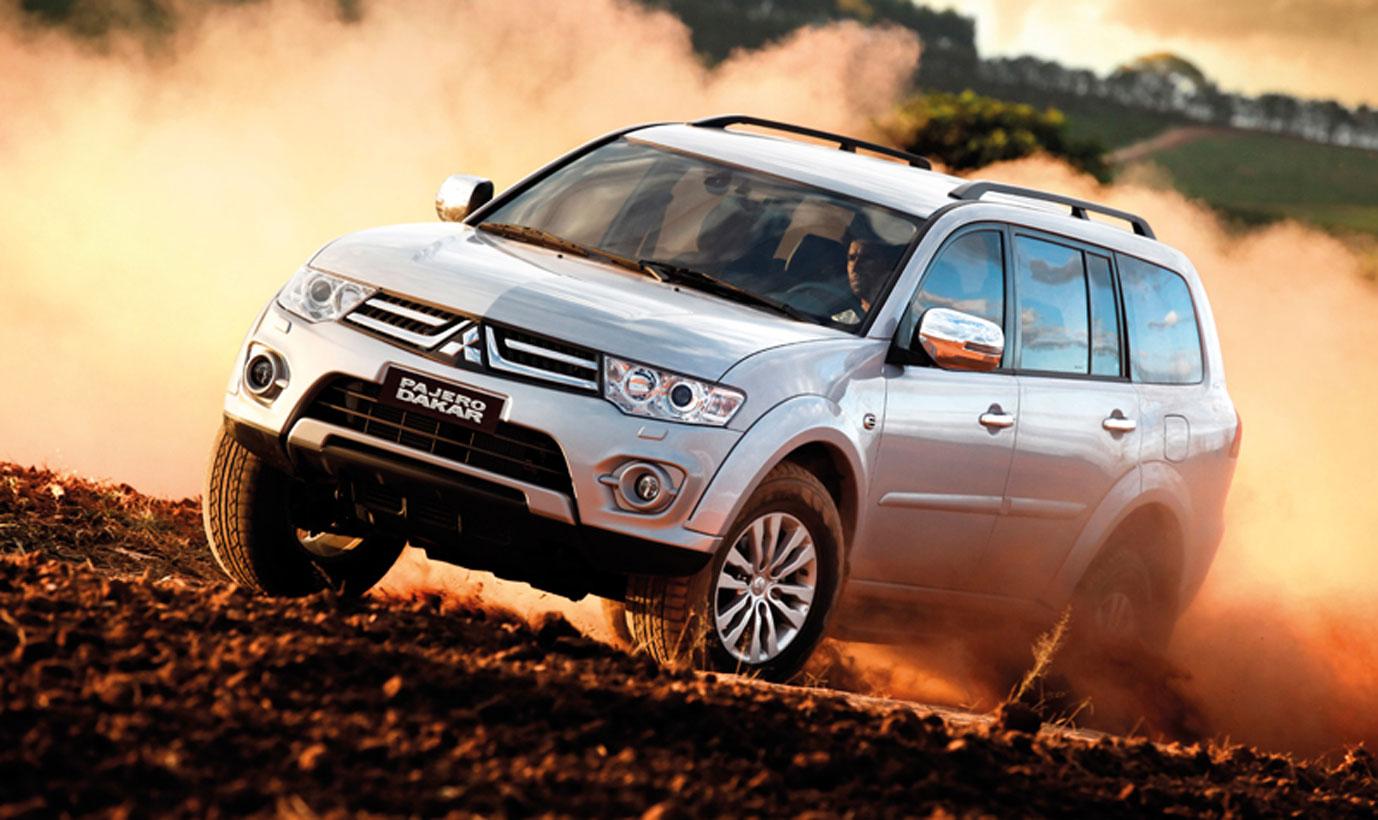 carros que saíram de linha ao longo de 2018: Mitsubishi Pajero Dakar