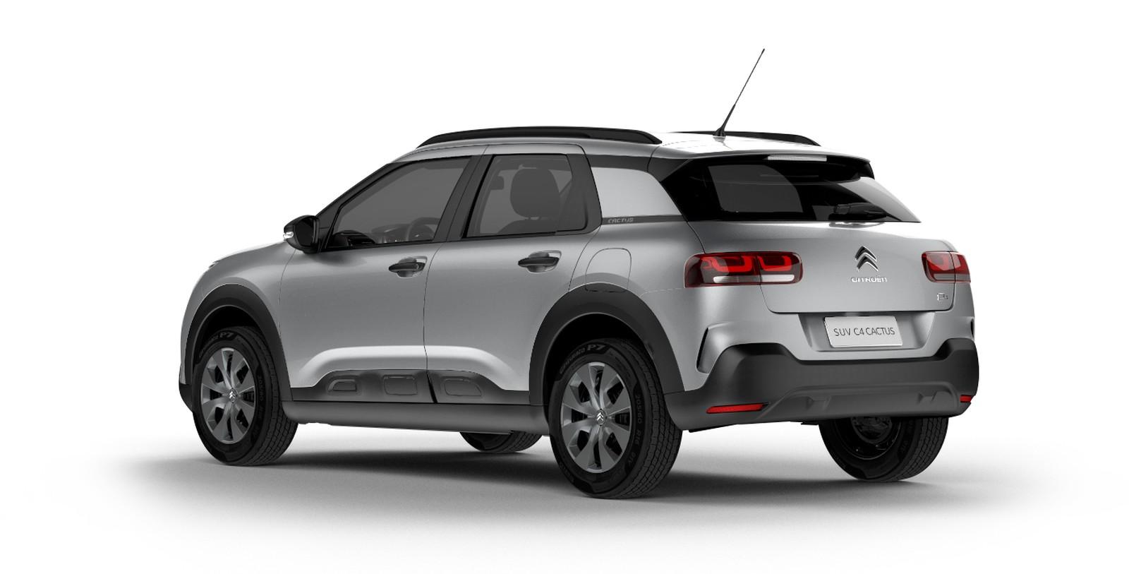 Citroën C4 Cactus PcD 2019 | Divulgação