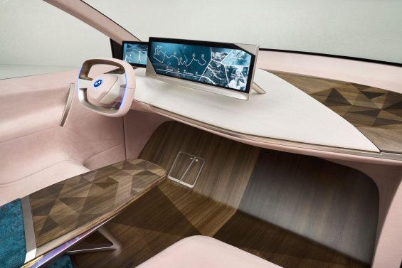 bmw vision inext 1