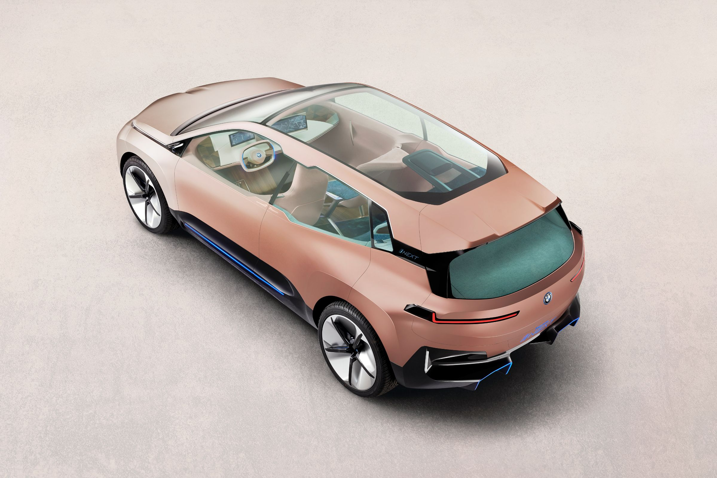 bmw vision inext 3