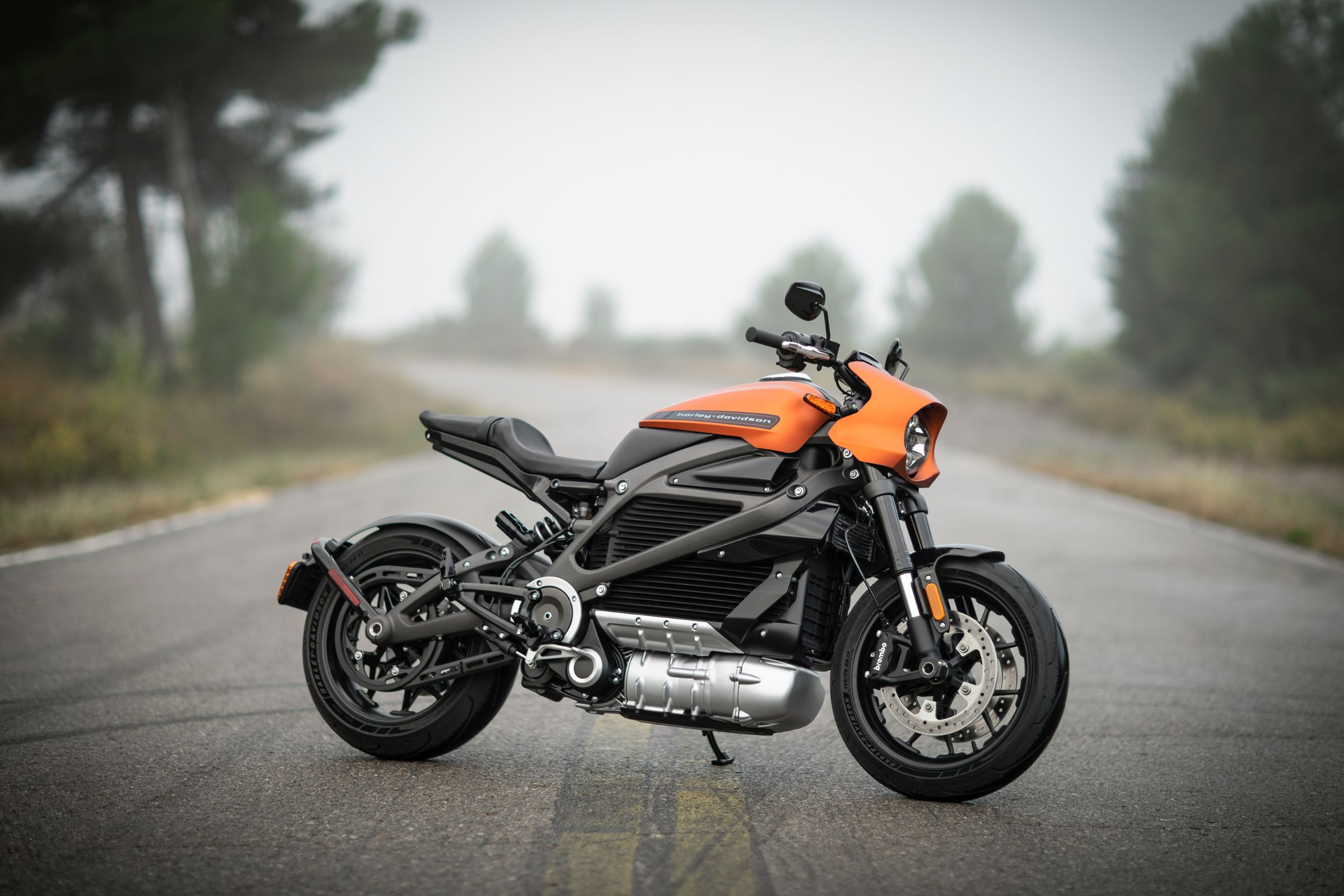 Harley-Davidson LiveWire acelera de 0 a 100 km/h em pouco mais de 3,5 s