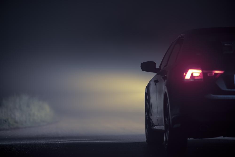 Como dirigir com neblina