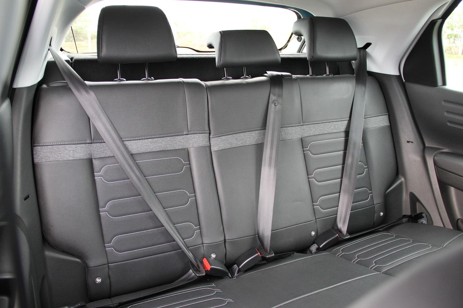 Diferencial do Citroën C4 Cactus é justamente o comportamento dinâmico mais afiado que o dos utilitários convencionais