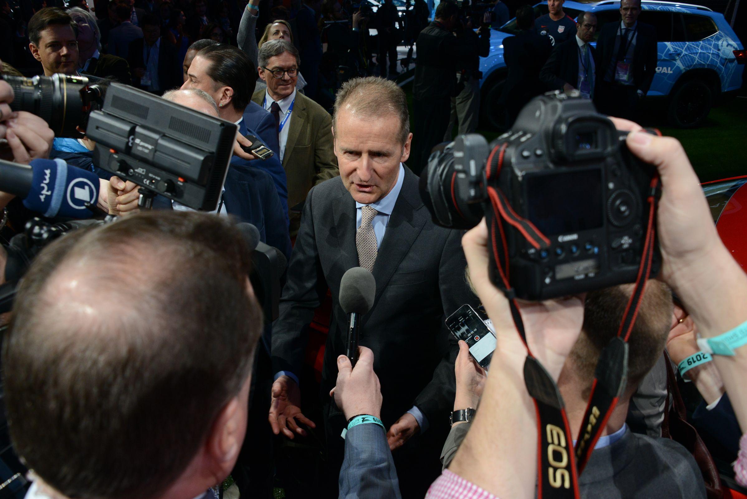 Aliança VW Ford: presidente da VW tem expectativa
