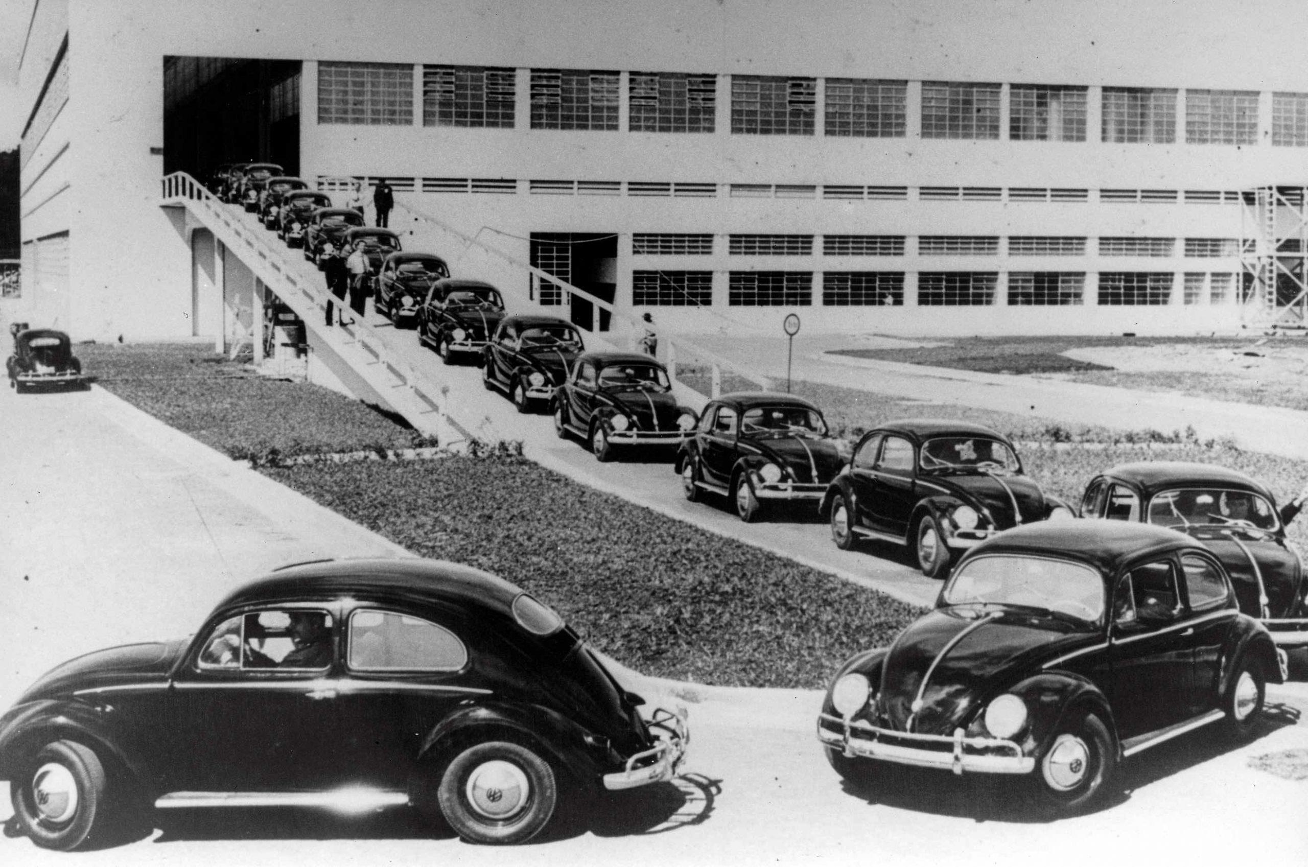 O AutoPapo listou 10 fatos que marcaram a história do Volkswagen Fusca no Brasil