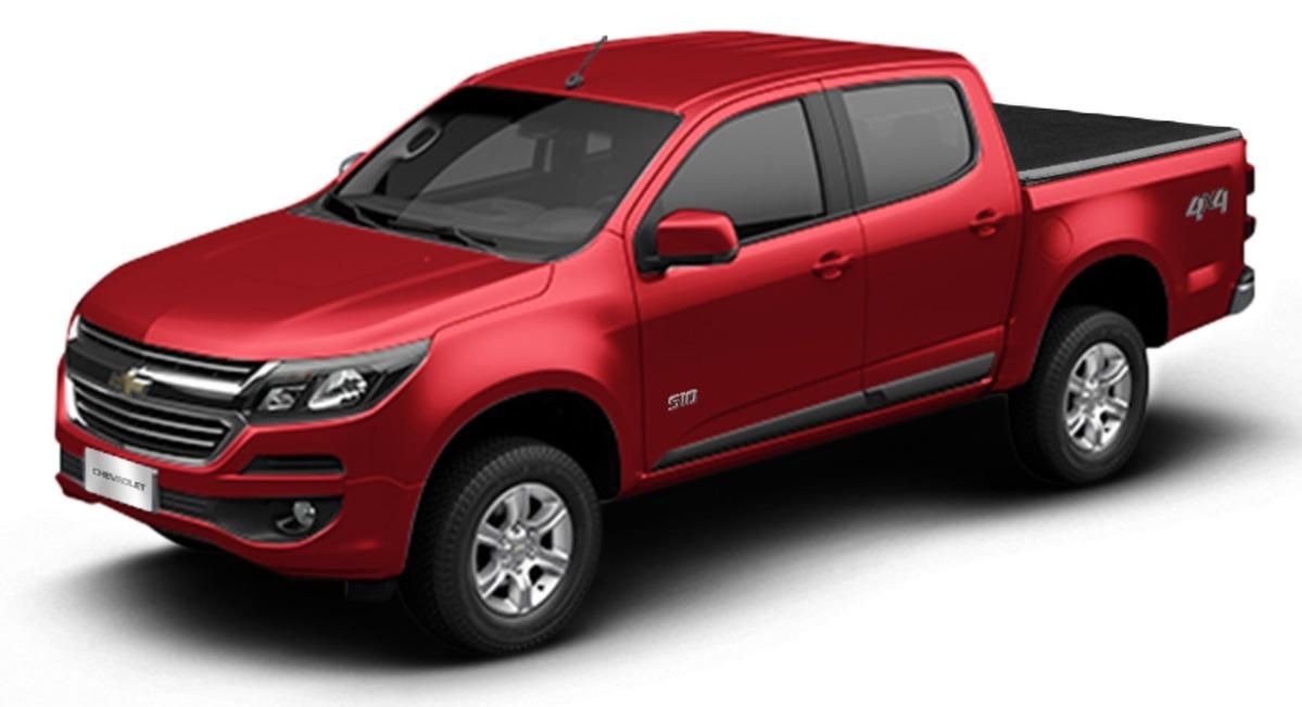 Capacidade de carga: Chevrolet S10 LT 2.8 Turbo Diesel 4x4 carrega 1.134 kg