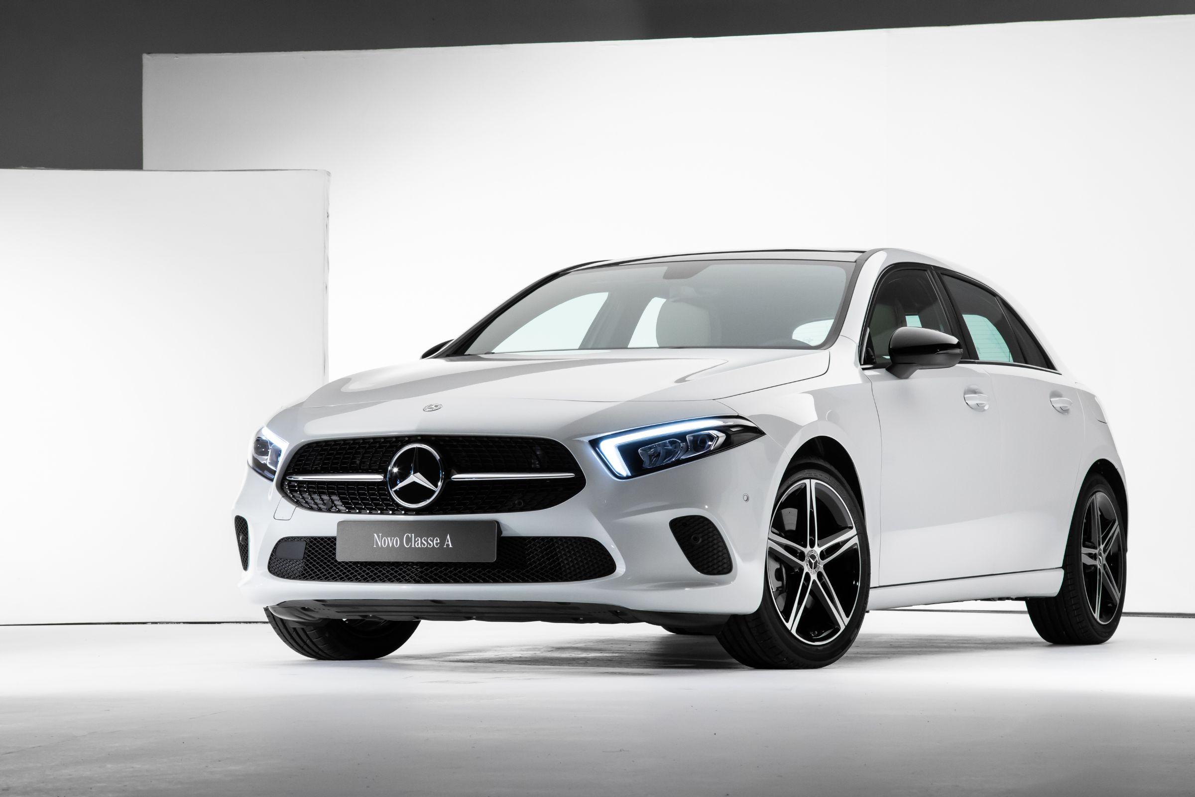 Novo Mercedes A250 será vendido em versão única no Brasil