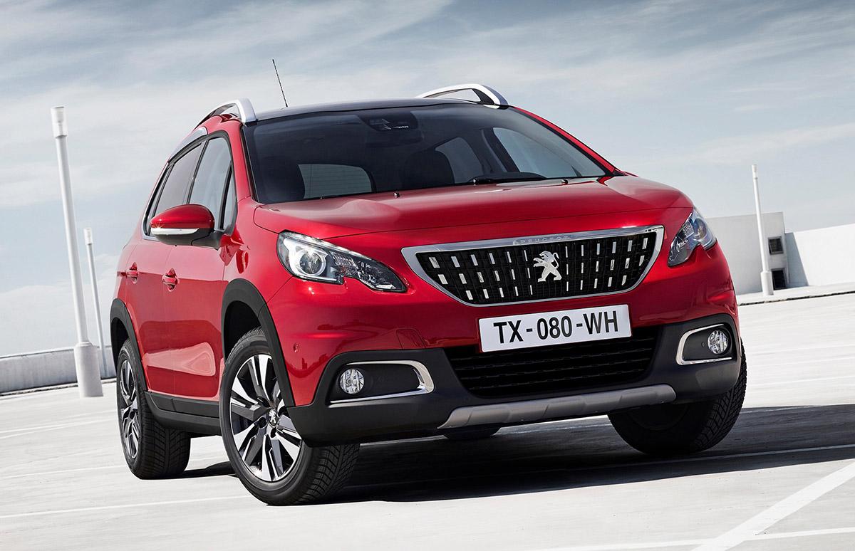 Grupo PSA: Peugeot irá lançar novo 2008