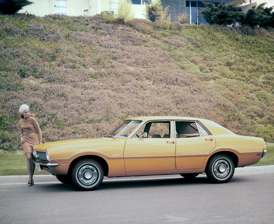 Carros raros fabricados no Brasil: Ford Maverick Sedan