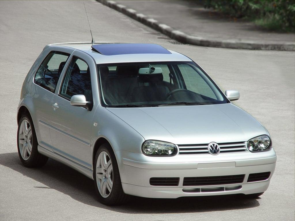 Carros raros fabricados no Brasil: Volkswagen Golf GTI VR6